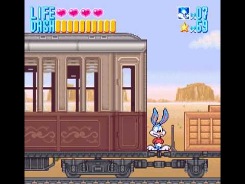 Tiny Toon Adventures - Buster Busts Loose! - Vizzed.com Play - User video