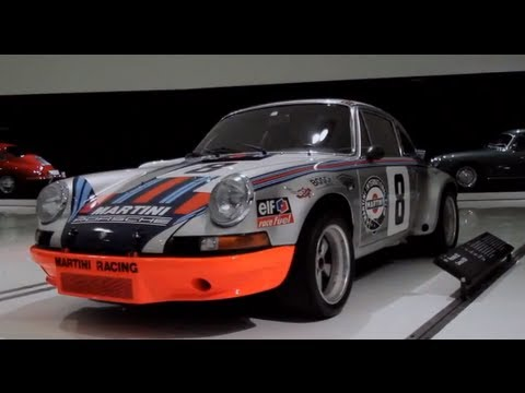 Porsche 911 RSR In Detail 1973 Commercial Classic Car Carjam Car TV HD 2013