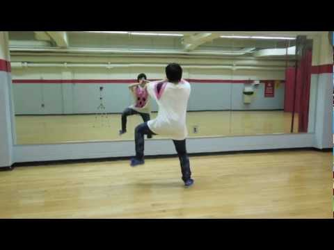 Bonamana Super Junior Practice Dance Help
