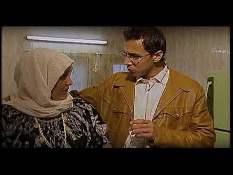 المقطع المؤثر من فيلم المحنة