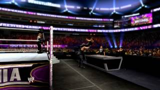 WWE 2K14: Defeat The Streak [#3] Dean Ambrose