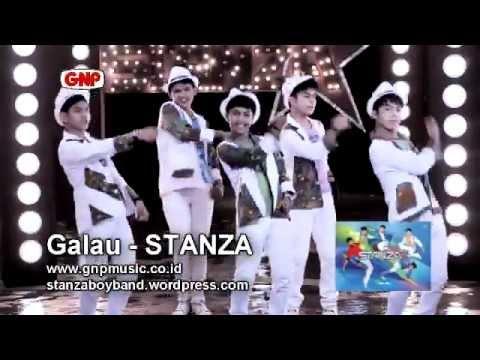Galau (full version) dibawakan oleh Stanza (Dayat Simbaia, Eldwin Nugraha, Raiga Denindra, Rohan Simbolon, Sion Simbolon) diedarkan oleh Gema Nada Pertiwi