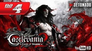 Castlevania Lords Of Shadow 2 Detonado #4 [PT-BR]