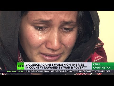 Suffering & Sorrow: Torture, abuse against Afghan women on rise