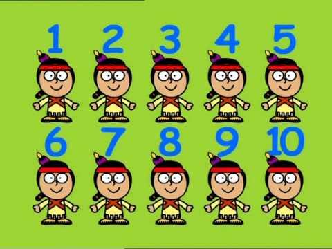 Gracie Lou - Ten Little Indians