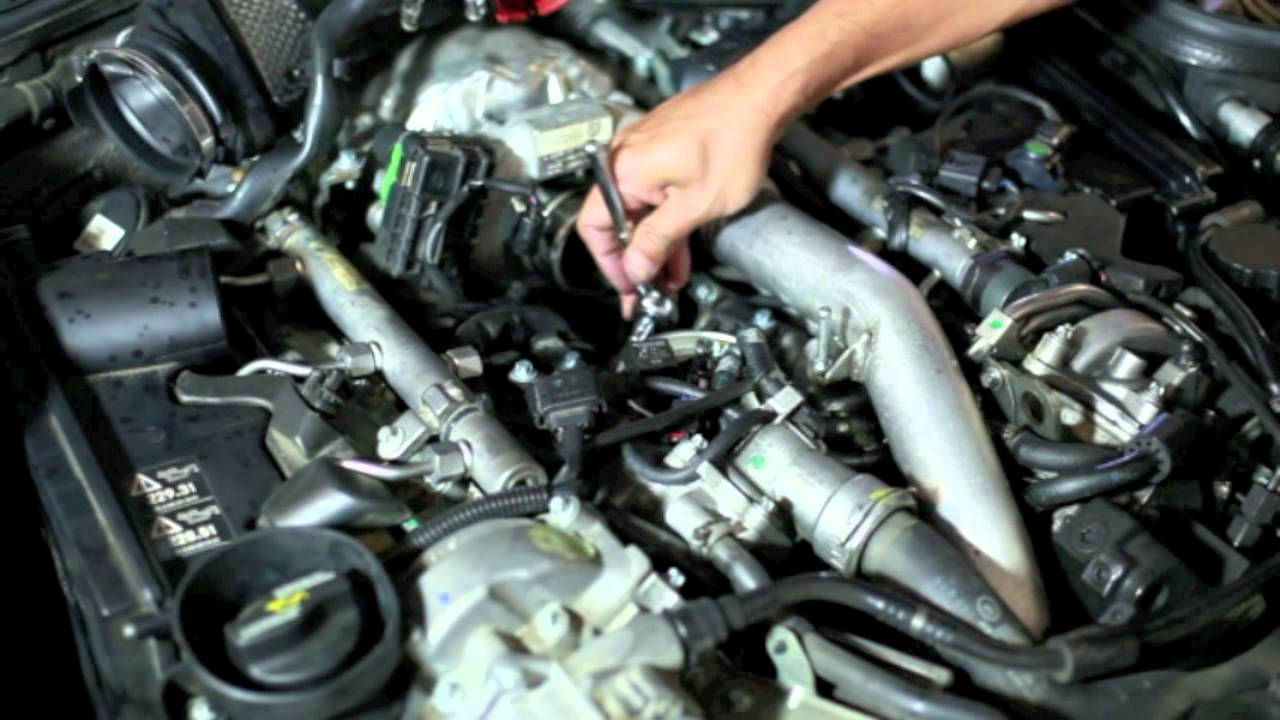 dodge sprinter fuel filter location