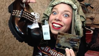 grav3yardgirl – PLNDR HAUL- JULY 2013