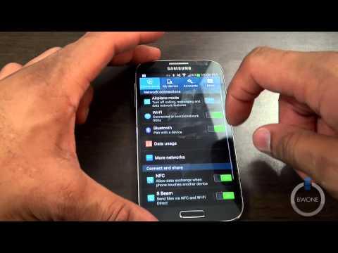 Hình ảnh trong video Verizon Samsung Galaxy S4 Android 4.3 Update