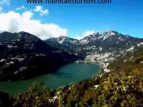 Nainital - Nainital Tourism - Nainital Lake - Nainital Snowfall 2013 - 2014 - Snowfall Nainital Tour