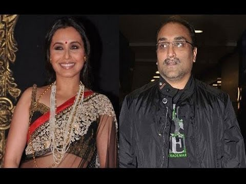 Exclusive ! Aditya Chopra - Rani Mukherji Get Married in Italy - April 21 2014!!!