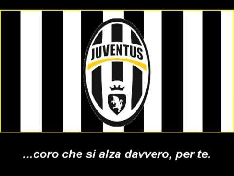 Himno de la Juventus - Inno Juventus (Testo)