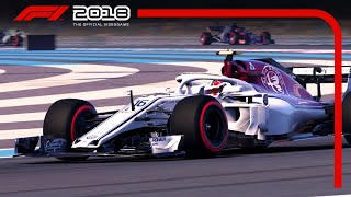 F1 2018 - Circuit Paul Ricard Reveal Trailer
