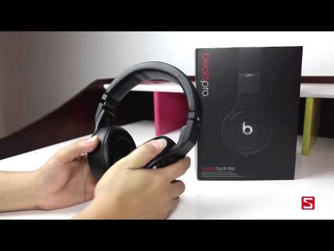 Đánh giá chất âm Beats Pro phiên bản 2014