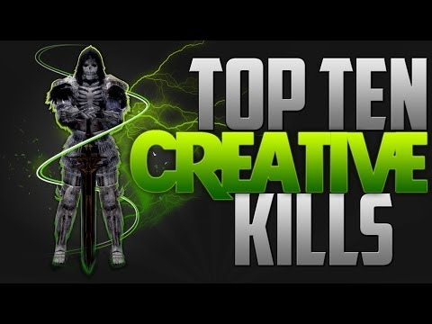 Dark Souls PvP - Top Ten Creative Builds (Week 16)