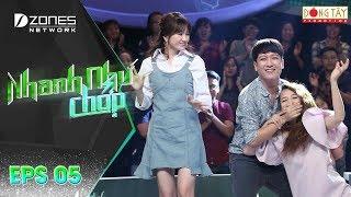 Nhanh Như Chớp | Tập 5 Full: Trường Giang - Hari Won Ra Tay Ngăn Cản Thảm Hoạ Giọng Hát Của Puka