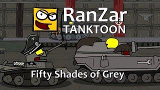 Tanktoon - 50 odtieňov šedej