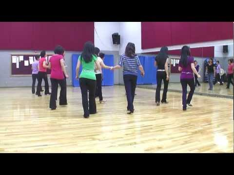 When I Was Yours - Line Dance (Dance & Teach in English & 中文)
