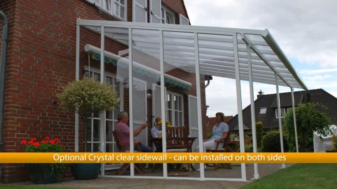 Palram Feria 3 Sidewall Patio Cover