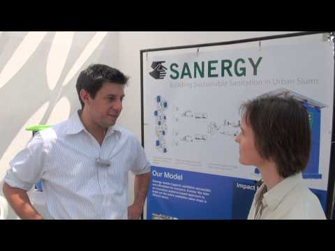 David Auerbach: Sanergy - Sustainable Sanitation in Africa's Urban Slums (Kenya), Part 1