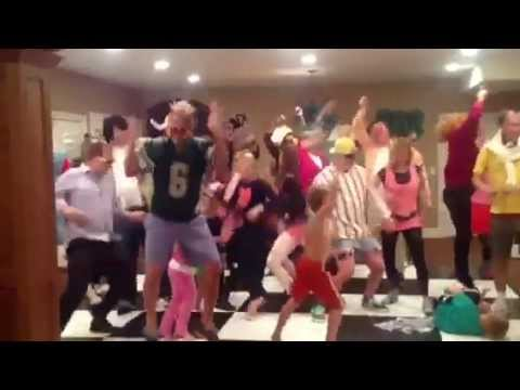 Jim Hoggan Harlem Shake 40th Birthday