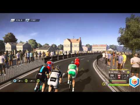 Hình ảnh trong video Le Tour De France 2013 Gameplay Trailer