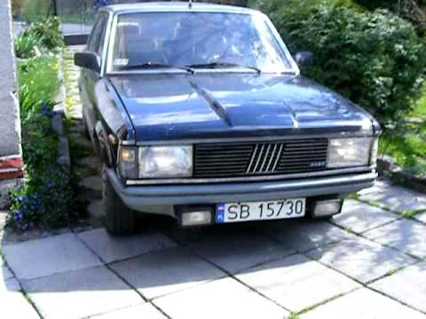 1982 Fiat Argenta 2500 Turbo Diesel Related Infomation