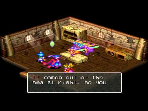 Let's Play Breath of Fire 3, Part 33: Jaws vs the Faeries