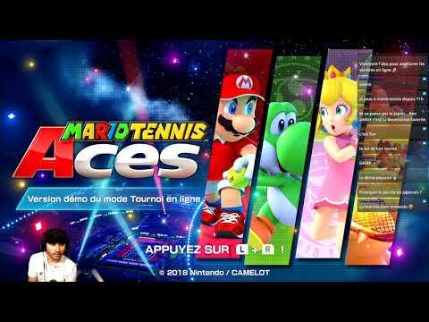 Nintendofan#69 - Mario Tennis ACES beta part1