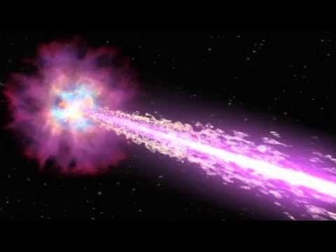 Gamma-Ray Burst Shatters Old Theories | Space News