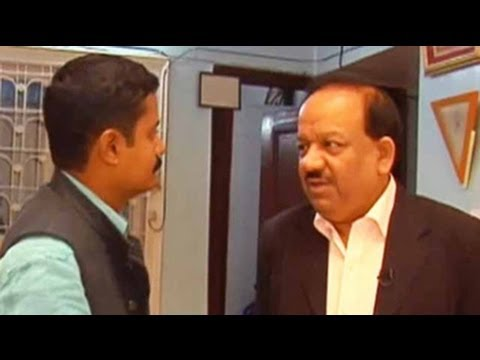 A day with the family of Dr Harsh Vardhan