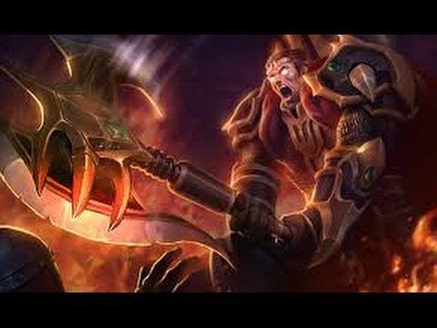 Pro LOL: Liên Minh Huyền Thoại - Darius vị thần sức mạnh