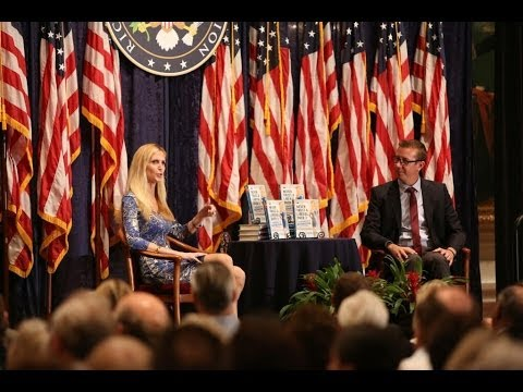 Ann Coulter Live at the Nixon Library