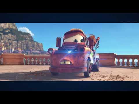 Auta - Mezinárodní bouračky