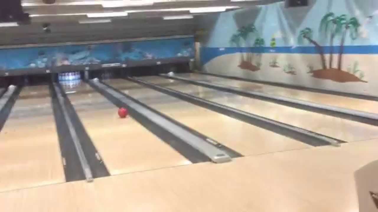 Le plus long strike au bowling