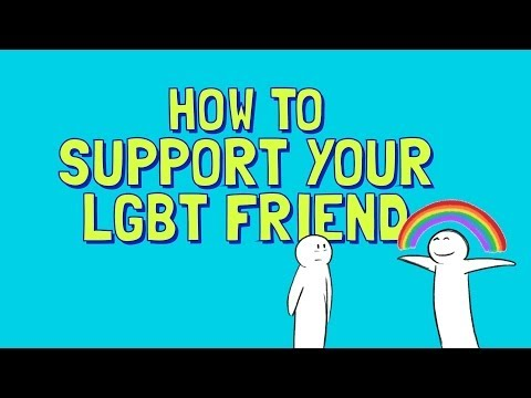 Wellcast - What to do if Your Friend Comes Out to You