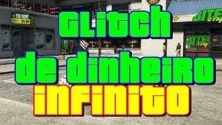 GTA V ONLINE DINHEIRO INFINITO MONEY GLITCH PT-BR