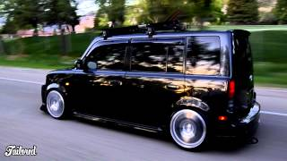 Kyler's Scion xB