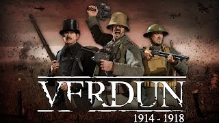 "Verdun - ""Horrors of War"" Expansion Trailer"