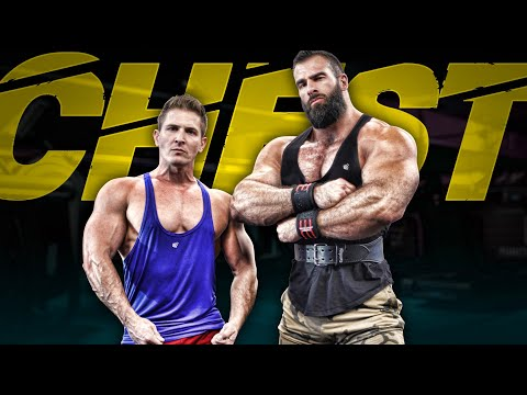 Chest Workout Ft. Nick Pulos (MORE REPS, MORE VOLUME, MORE GAINS!)