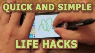 Quick And Simple Life Hacks Part 1