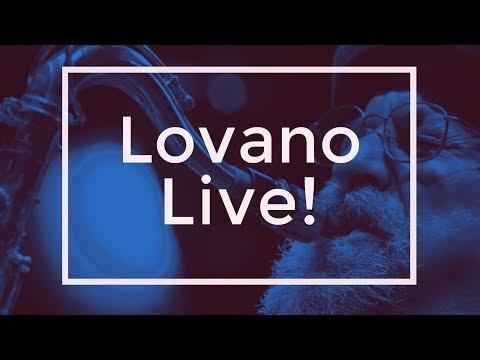 Joe Lovano Live!