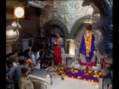 Shirdi-Sai-Baba-samadhi-darshan