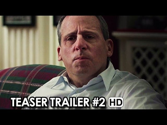 Foxcatcher Official Teaser Trailer #2 (2014) HD