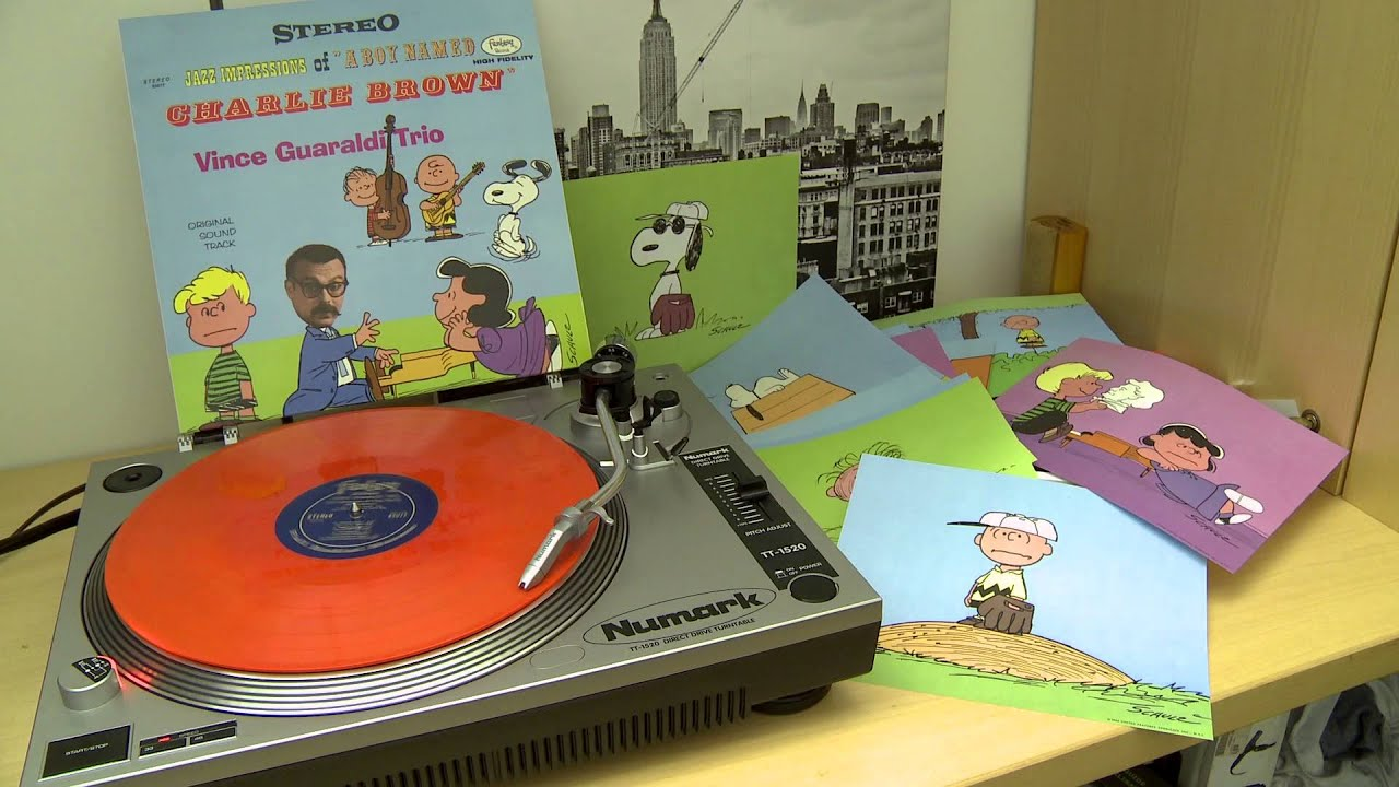 Vince Guaraldi Trio Oh Good Grief Youtube