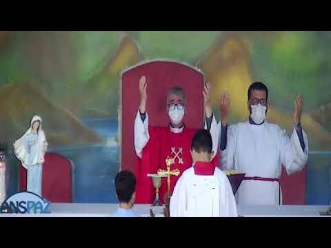 Santa Missa por Cura e Libertação | 04.07.2021 | Domingo | Padre Robson Antônio | ANSPAZ