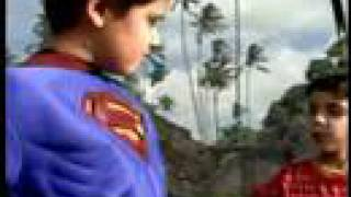 Spiderman Vs Superman Part 1