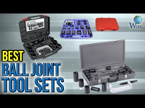 7 Best Ball Joint Tool Sets 2017