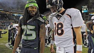 NFL Week 3 Predictions 2014 Broncos At Seahawks, Packers