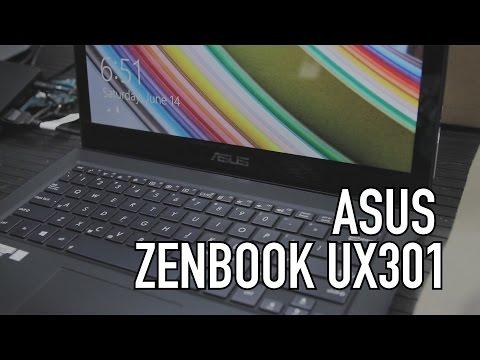 ASUS Zenbook UX301LA Ultrabook Review