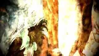 PALLOR MORTIS  - Crimson Blade Of Assyria (LYRIC VIDEO)